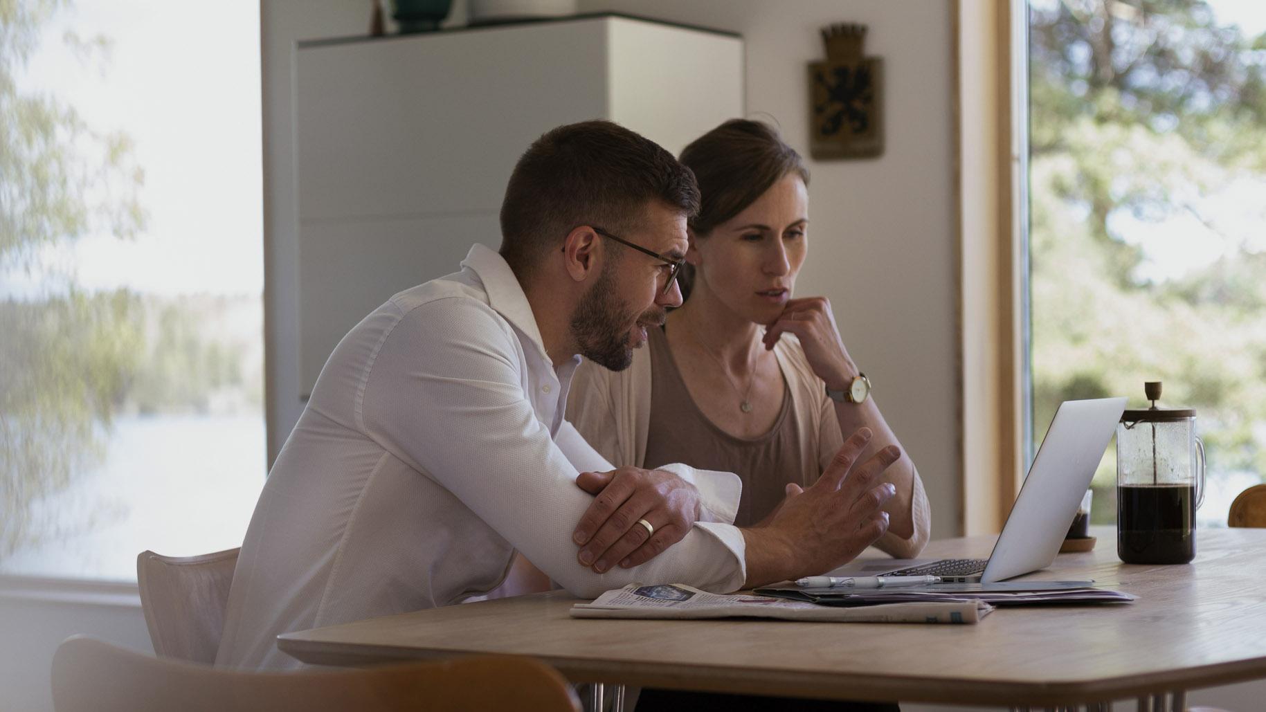 Näin voit vaurastua lainasi avulla - Lue viisi tapaa, joilla pankki voi tukea vaurastumistasi