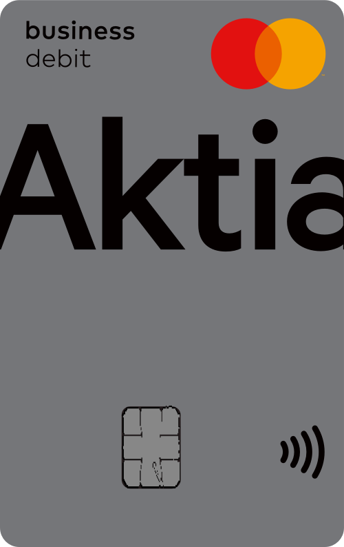 Aktia Business Debit
