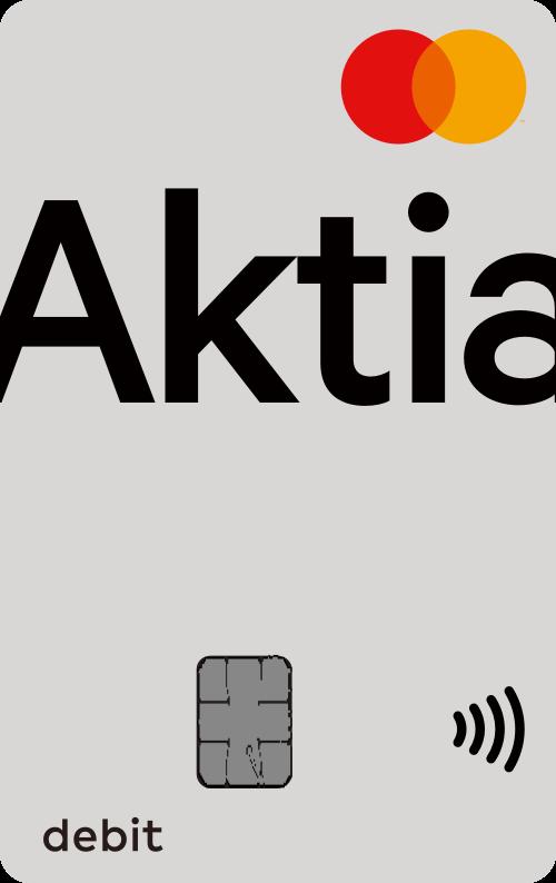 Aktia Business Debit