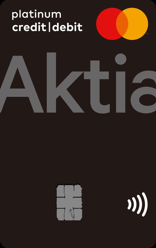 Aktia Platinum Credit Debit